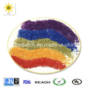 Color Masterbatch for Injection Mould From China