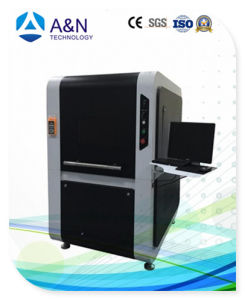 A&N 2500W High Precision Fiber Laser Cutting Machine