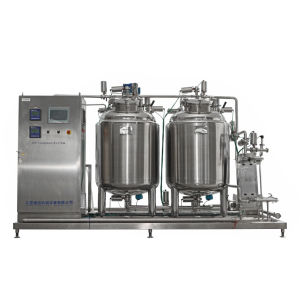 Auto Clean-in-Place System, CIP System