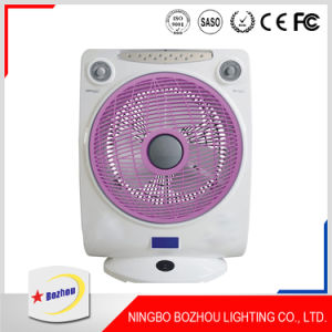14 Inches AC & DC Rechargeable Fan with Remote Controller pictures & photos