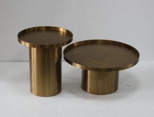 Classic Design Copper Tea Table pictures & photos