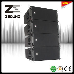 "Professional Audio Dual 10"" Coaxial Structure Line Array Speaker pictures & photos"