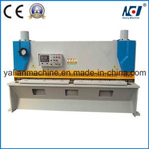 QC11y-6X2500 Hydraulic Guillotine Shearing Machine