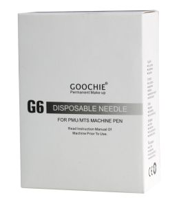 Goochie Professional Permanent Makeup Machine Tattoo Kit G6 pictures & photos