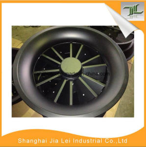 Round Swirl Diffuser, Air Conditioning Diffuser pictures & photos