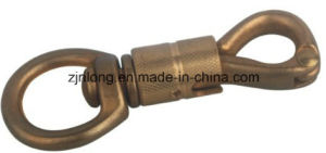 Brass Polished High Quality Snap Hook (3002B) pictures & photos