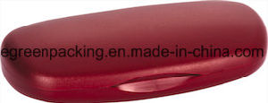 Red Color High Quality Plastic Eyeglasses Case (PGD8) pictures & photos