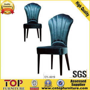 Comfortable Hotel Restaurant Fabric Dining Chair pictures & photos