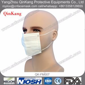 Nonwoven Disposable Medical Mask Cover Surgical Face Mask pictures & photos