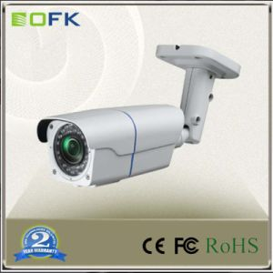 H. 264 2.0MP 1080P 2.8-12mm Varifocal Outdoor Bullet Digital IP CCTV Cameras Support Audio in out
