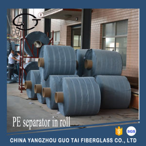 PE Separator for Lead-Acid Storage Battery in Big Roll pictures & photos