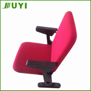 Jy-308 Modern Used Theater Chair Wooden Armrest Chairs Seats pictures & photos
