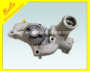 Isuzu Rb1t Tbk Oil Pump for Excavator Engine (Part Number: 1-13100201-1/1-13100201-0) pictures & photos