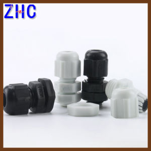 Pg Series Explosion Proof IP68 Nylon Plastic Armoured Cable Gland Sizes pictures & photos