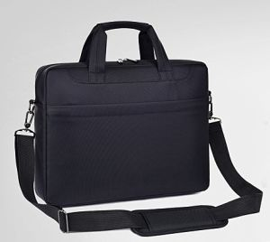 Fashion New Design Laptop Briefcase with Single Shoulder Strap pictures & photos