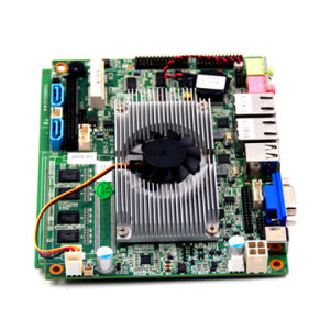 Nanao 3.5inch Onboard 2GB RAM Motherboard with 2LAN pictures & photos