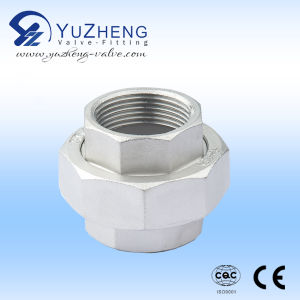 Stainless Steel Conical Seal Union pictures & photos