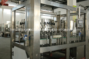 Professional Alu Can Filling and Sealing Machinery pictures & photos