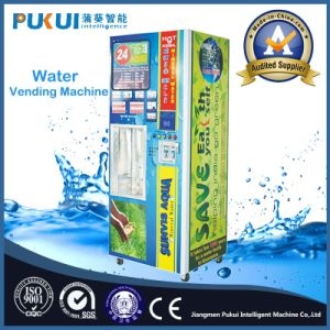 Coin and Note Operated Purifier Water Vending Machine pictures & photos