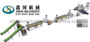 Plastic Recycling Machine Waste PE PP Film Recycle Washing Line/Production Line
