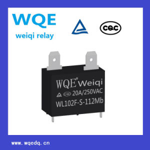 Miniature Size PCB Relay 20A 250VAC Power Relay Suit for Household Appliances &Industrial pictures & photos