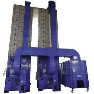 Batch Type Mixed Flow Maize Grain Dryer Machine