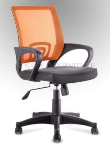 Hot Sale Modern Cheap Mesh Fabric Staff Office Chair (SZ-OC183) pictures & photos