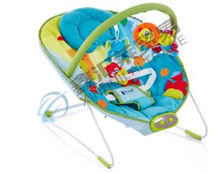 Baby Rocker with Toys and Music, with En12790: 2009 Certification