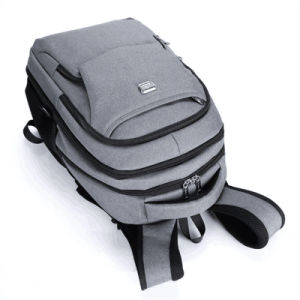 College Student Laptop Bag High School Student Bag Large Capacity Computer Backpack (GB#3401) pictures & photos