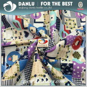 100% Cotton Poplin Fabric with Cartoon Printed for Bag pictures & photos