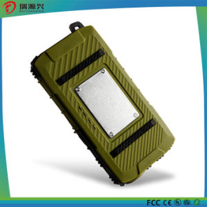 Big Capacity Waterproof and Shockproof Power Bank (PBU821) pictures & photos