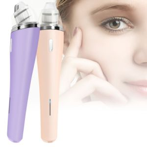 Facial Pore Cleanser of Vacuum Suction Device Blackheads Remover for Suction Blackhead Cleansing pictures & photos