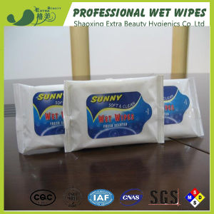 Fresh Scented Wet Tissues Organic Personal Care Wet Wipes pictures & photos