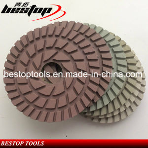 Bestop Diamond Flexible Polishing Pads for Marble and Granite pictures & photos
