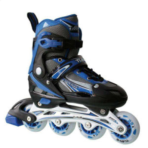 Children′s Fitness Roller Skate Shoes pictures & photos