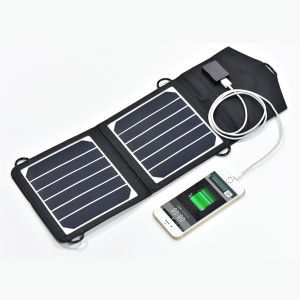 6W Sunpower Portable Solar Charger Panel pictures & photos