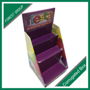 High Quality Display Stand Paper Packaging Box pictures & photos