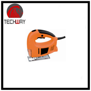 New Arrival Techway 230V-50Hz 500W 500-3000r/Min Variable Speed Jig Saw Wood Saw pictures & photos