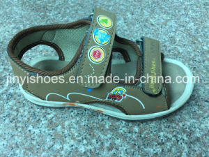Kids Sandal Shoes Children Shoes Flat Casual Shoes pictures & photos