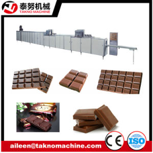 Chocolate Machine Chocolate Molding Line (3-steps depositing) pictures & photos