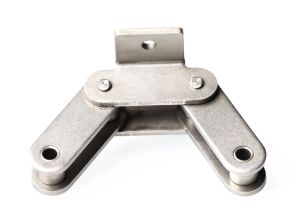 Conveyor Chain with K Type Attachments (P127-2LK-3, P101.6-2LK-3) pictures & photos