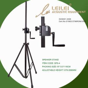 Adjustable Speaker Base Floor Stand (SPS-4) pictures & photos