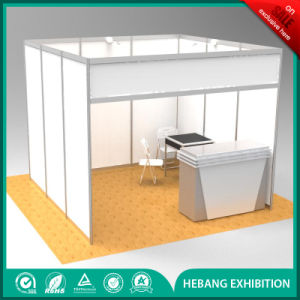 3X3 High Quality Modular Standard Shell Scheme Trade Show Display System Exhibition Stands pictures & photos