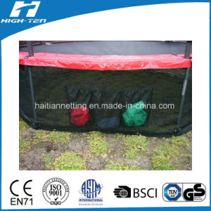 Accessory Bag Below Trampoline with Safety Net pictures & photos