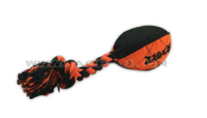 Pet Products Rope Tug Baseball Shaped Dog Toy Pet Dog Chew Toy pictures & photos