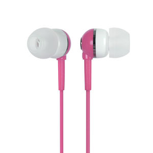 Rose Red Headphones for iPod pictures & photos