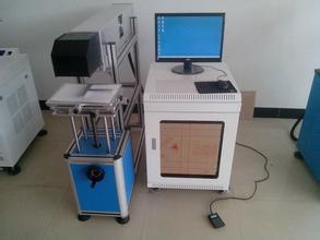CO2 Laser Marking Machine for Pet Bottle Printer pictures & photos