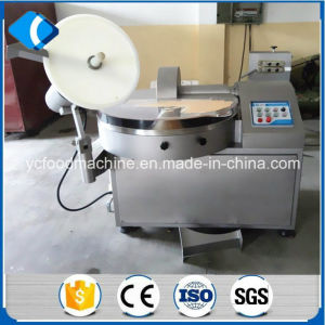 Automatic Vacuum Meat Bowl Cutter with Swiss ABB Electrics pictures & photos