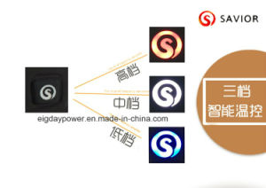 Savior GS-005 Power swith, Battery controller, Button heating controller suitable for carbon fiber elements pictures & photos