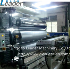 Automatic PP/PC Wave Plate Extrusion Machine pictures & photos